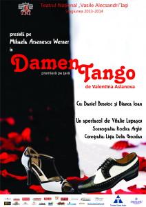 afis damen tango